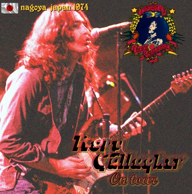 コレクターズCD Rory Gallagher - Tattoo Japan Tour 1974
