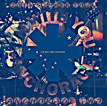 コレクターズCD レッド・ホット・チリ・ペッパーズ (Red Hot Chili Peppers) 2013年アメリカツアー