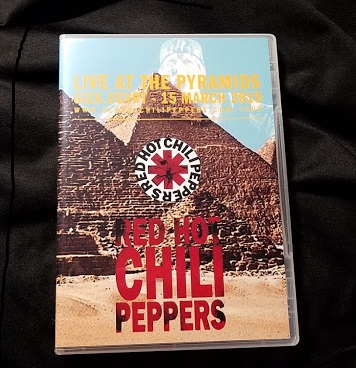 コレクターズCD Red Hot Chili Peppers - Live At The Pyramids  2019