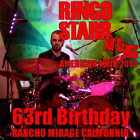 コレクターズCD Ringo Starr and the All Starr Band - American Tour 2010