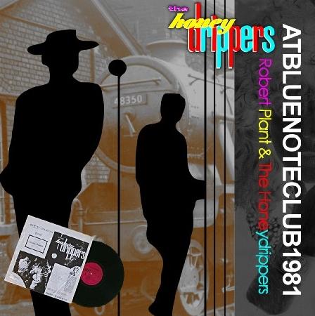 コレクターズCD ボストン ロバートプラント 1981年ヨーロッパツアー The Honeydrippers UK Club Tour 1981