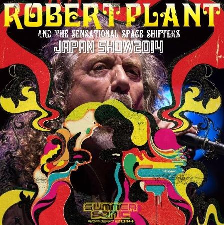 コレクターズCD ロバートプラント 2014年日本公演