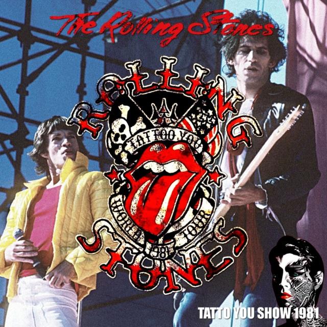 コレクターズCD The Rolling Stones - Tattoo You Tour 1981