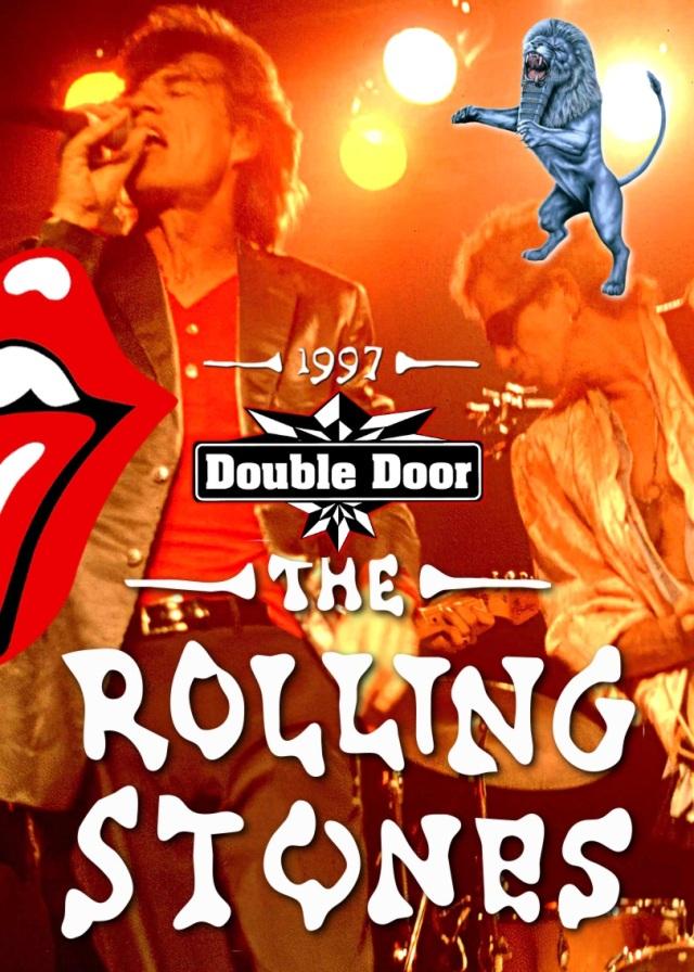 コレクターズDVD  The Rolling Stones - Bridges to Babylon Secret Gig 1997