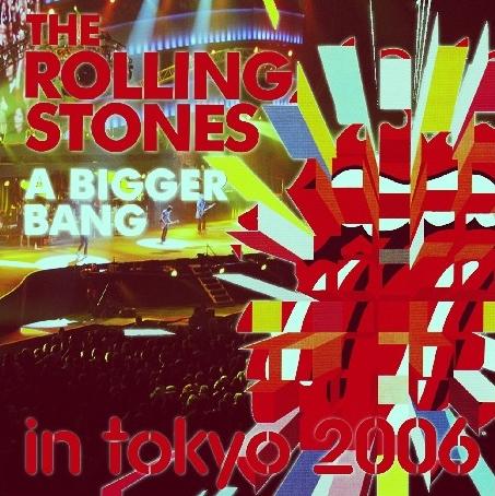 コレクターズCD ローリングストーンズ 2006年日本公演