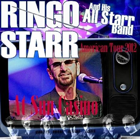 コレクターズCD リンゴ・スター&ヒズ・オールスター・バンド 2012年 アメリカツアー