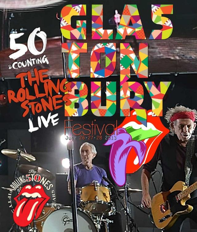 コレクターズBlu-ray The Rolling Stones - 50 & Counting Tour 2013