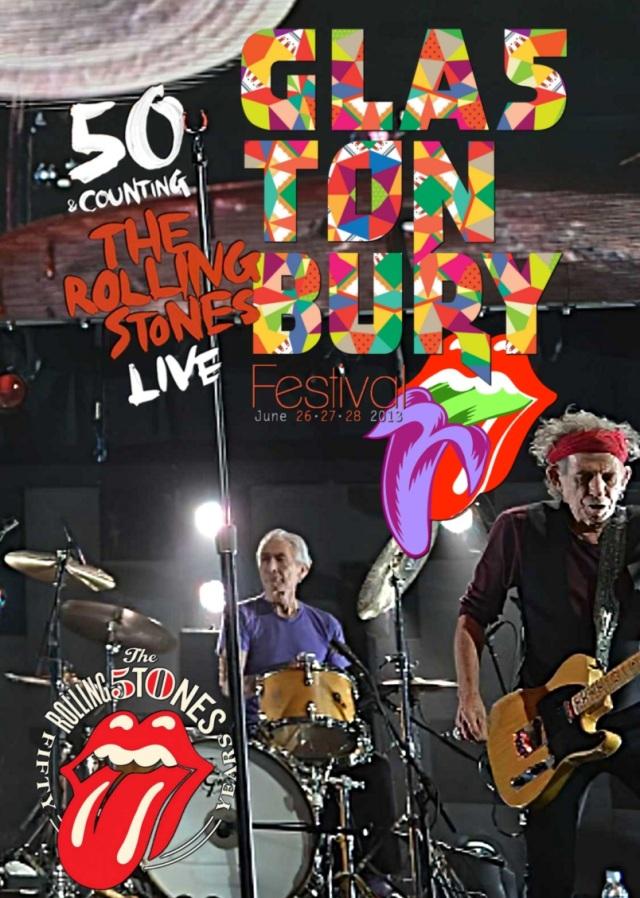 コレクターズDVD  The Rolling Stones - 50 & Counting Tour 2013