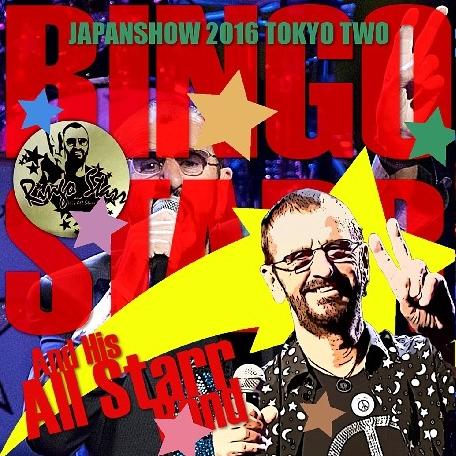 コレクターズCD リンゴスター 2016年日本公演