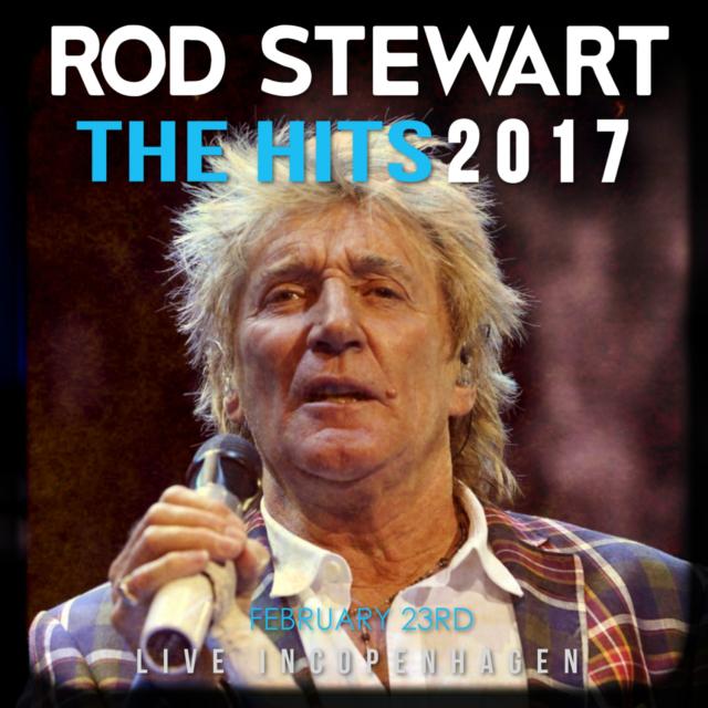 コレクターズCD ロッドスチュワート 2017年ヨーロッパツアー