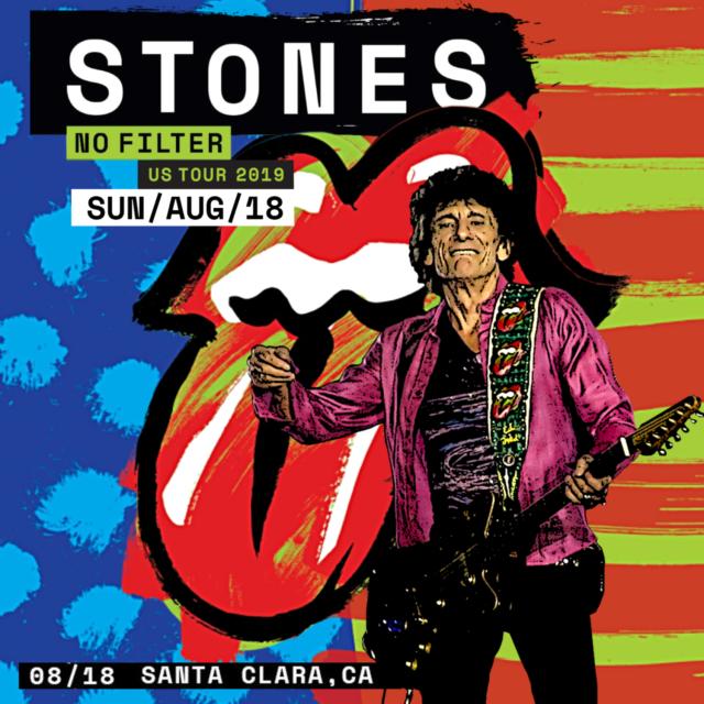 コレクターズCD The Rolling Stones - No Filter 2019