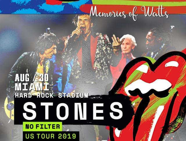 コレクターズCD The Rolling Stones - No Filter Tour 2019 Final