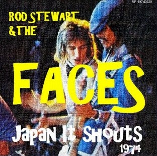 w/ 山内テツ Japan Tour 74/ Budokan Hall Tokyo , Japan 1974.1.20