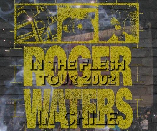 コレクターズCD ロジャー・ウォータース 2002年 南米ツアー