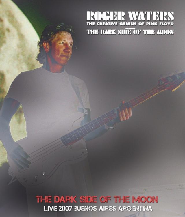 コレクターズBlu-ray Roger Waters - The Dark Side of the Moon Live 2007