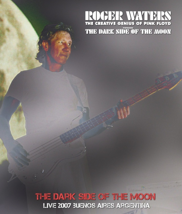 コレクターズBlu-ray Roger Waters - The Dark Side of the Moon Live 2007