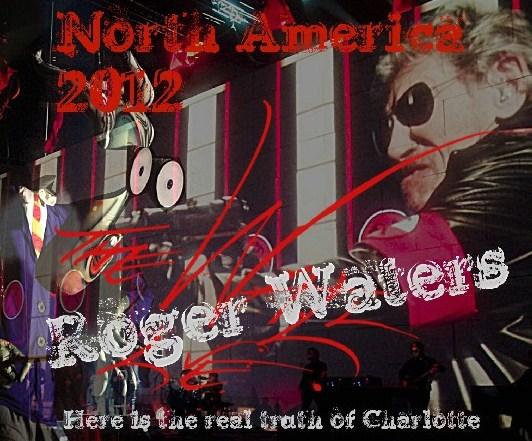 コレクターズCD ロジャー・ウォーターズ The Wall Tour 2012 シャーロット