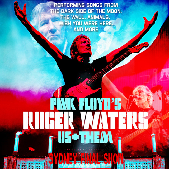 コレクターズCD Roger Waters - Us + Them Tour 2018