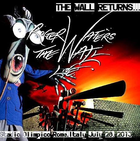 コレクターズCD ロジャーウォータース 2013年ヨーロッパツアー  THE WALL LIVE