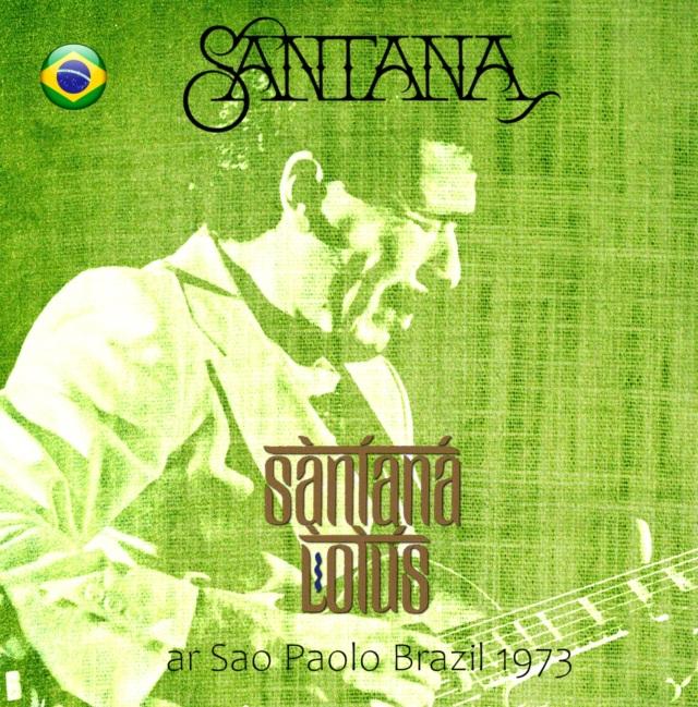 コレクターズCD Santana - South American Tour 1973