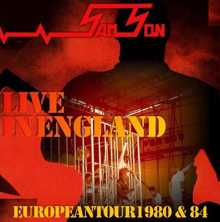コレクターズCD サムソン 1980&1984年ヨーロッパツアー