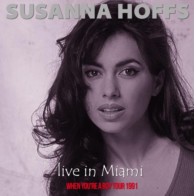 コレクターズCD Susanna Hoffs - When You're a Boy Tour 1991