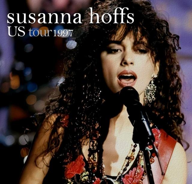 コレクターズCD スザンナ・ホフス(Susanna Hoffs) 1997年USツアー