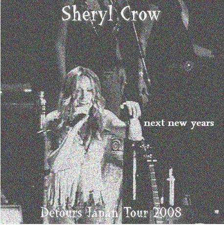 コレクターズCD シェリル・クロウ 2008年日本公演