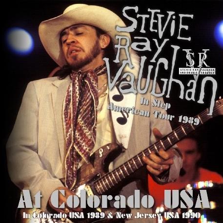 コレクターズCD (スティーヴィー・レイ・ヴォーン 1989年アメリカンツアー