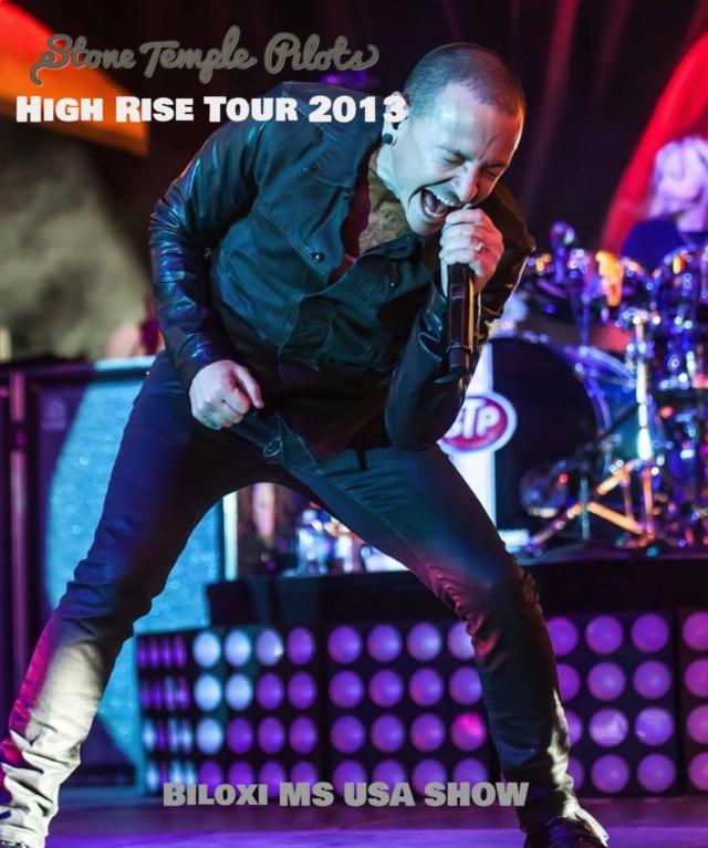 コレクターズBlu-ray Stone Temple Pilots - High Rise Tour 2013