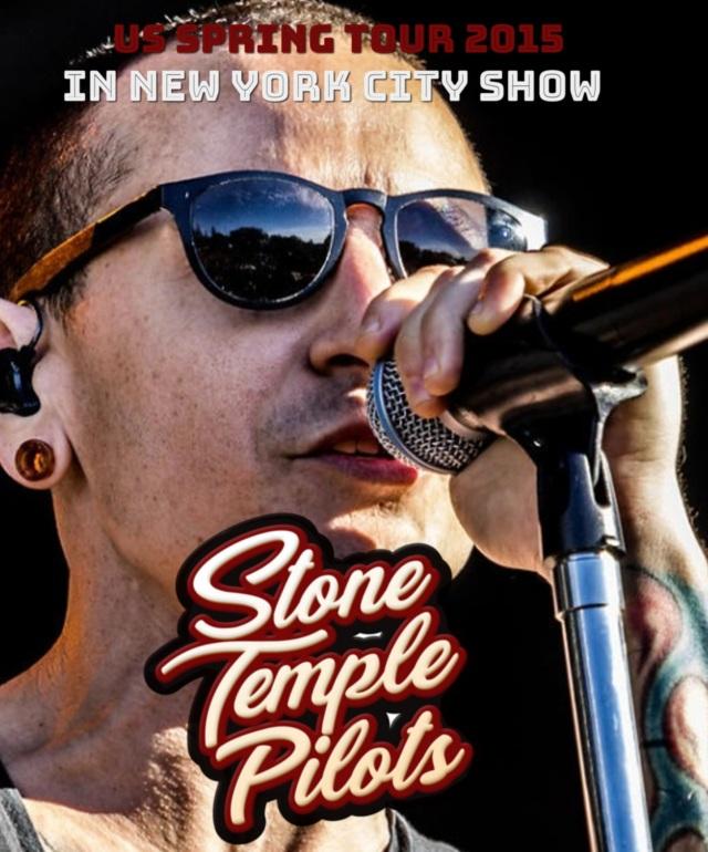 コレクターズBlu-ray Stone Temple Pilots - US Spring Tour 2015