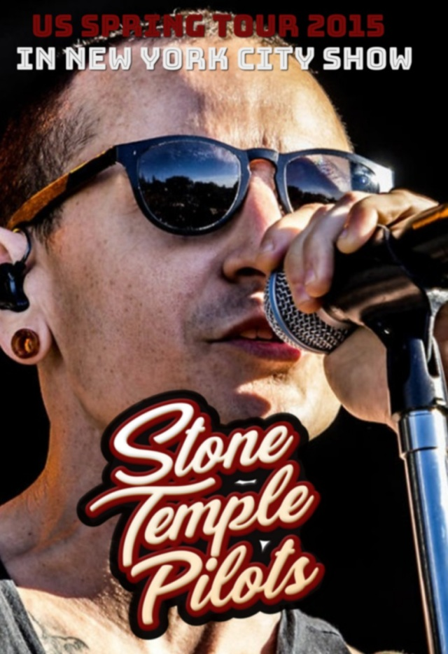 コレクターズDVD Stone Temple Pilots - US Spring Tour 2015