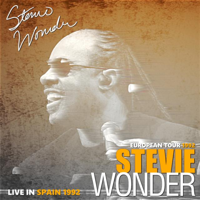 コレクターズCD Stevie Wonder - European Tour 1992