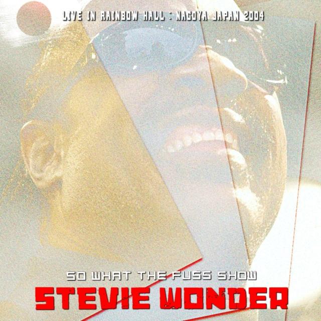 コレクターズCD Stevie Wonder - Japan Tour 2004