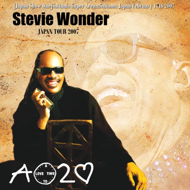 コレクターズCD Stevie Wonder - Japan Tour 2007
