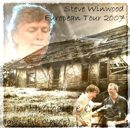 コレクターズCD  スティーヴ・ウィンウッド(Steve Winwood)2007年ヨーロッパツアー