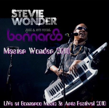 コレクターズCD スティーヴィー・ワンダー(Stevie Wonder 2010年アメリカライブ)