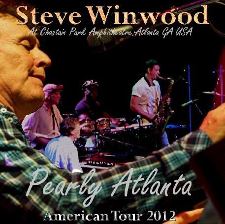 コレクターズCD  スティーヴ・ウィンウッド 2012年 アメリカツアー