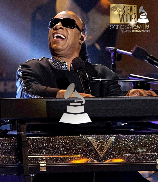 コレクターズBlu-ray - Stevie Wonder - Songs In The Key Of Life - An All-Star Grammy Salute 2015