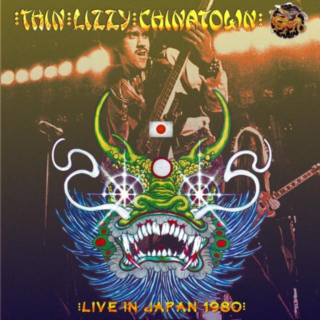 コレクターズCD Thin Lizzy - Chinatown Japan Tour 1980