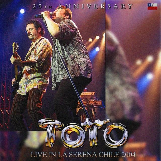 コレクターズCD TOTO - 25th Anniversary Tour (Through the Looking Glass Tour)