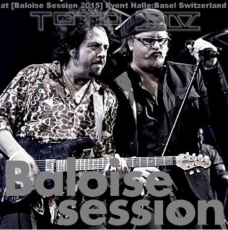コレクターズCD トト 2015年ヨーロッパ公演 Baloise Session