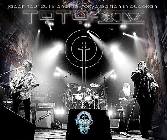コレクターズCD  トト2016年日本公演