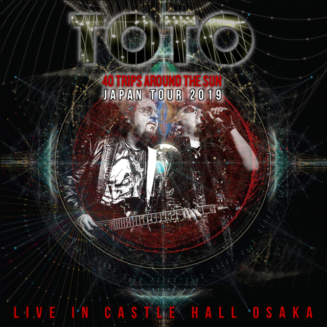 コレクターズCD TOTO - 40 Trips Around the Sun Japan Tour 2019