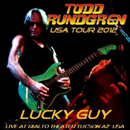 コレクターズCD トッド・ラングレン(Todd Rundgren) 2012年アメリカツアー