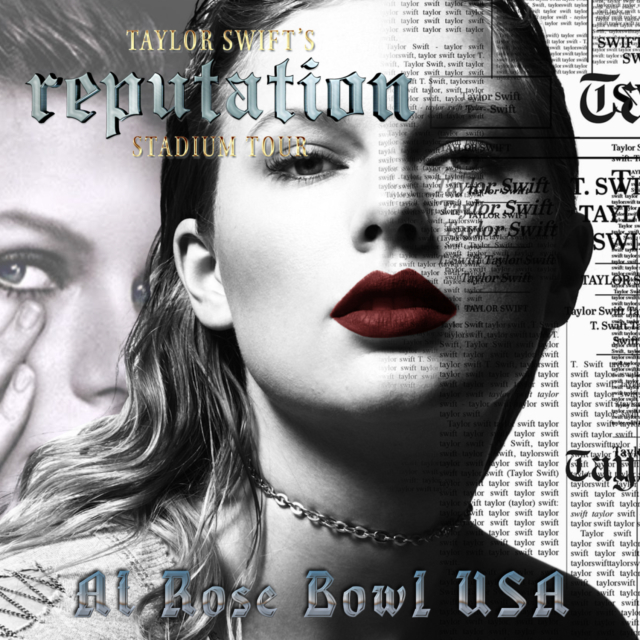 コレクターズCD Taylor Swift-  reputation Stadium Tour 2018