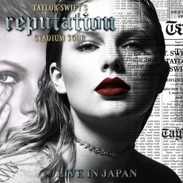 コレクターズCD Taylor Swift - reputation Stadium Japan Tour 2018