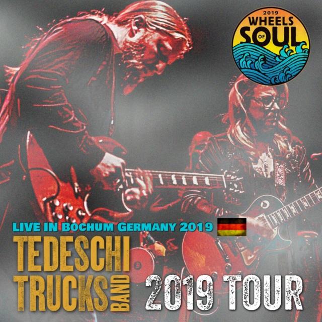 コレクターズCD Tedeschi Trucks Band - European Tour 2019