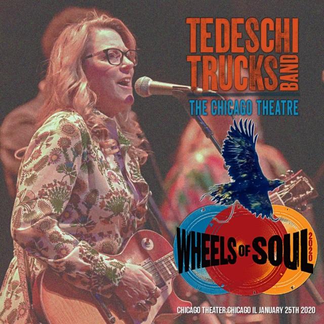 コレクターズCD Tedeschi Trucks Band - USA Tour 2020