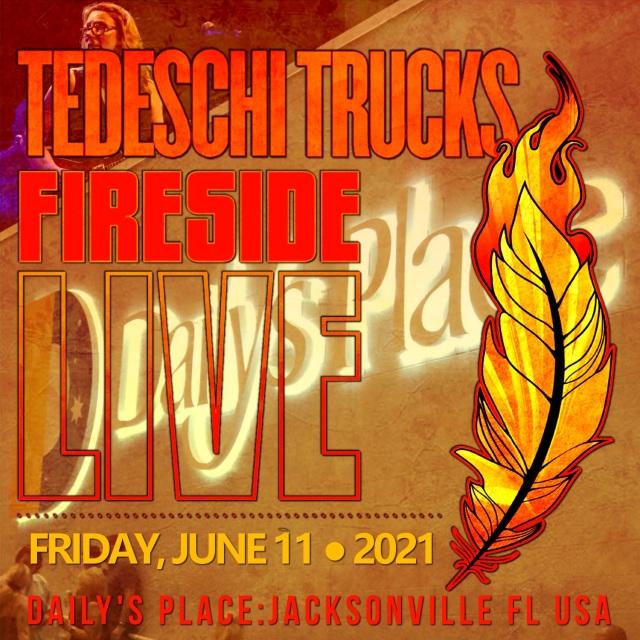 コレクターズCD Tedeschi Trucks Band - Fireside Live Tour 2021